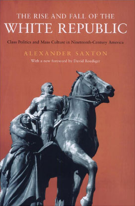 The Rise and Fall of the White Republic: Class Politics and Mass Culture in Nineteenth-Century America